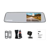 联想Lenovo 行车记录仪HR06B 1080P高清 5英寸IPS触控屏  高清夜视 循环录像 倒车影像 停车监控大广角