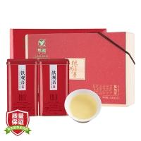 憩园 茶叶 乌龙茶 铁观音礼盒 悠然清系列 300g