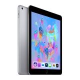 Apple iPad 平板電腦 2018年新款9.7英寸(128G WLAN版/A10芯片/Retina屏 MR7J2CH/A)深空灰色