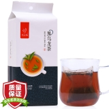 忆江南 茶叶 乌龙茶 油切黑乌龙茶 袋泡茶包 50小袋 250g