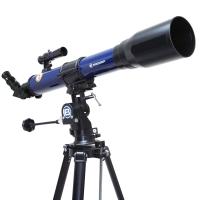 宝视德(bresser)88-45000 天文望远镜 高倍 70AZ夜视 高清 观星观景 天地两用 标配