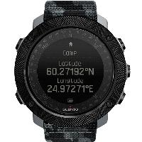 颂拓(SUUNTO)  远征系列 GPS 双卫星导航 100米防水 14天待机 智能手表 阿尔法城市迷彩