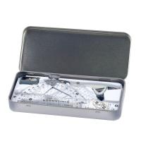 馬培德(Maped)CH194608 數學盒8件套/圓規/考試套裝