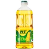西王 食用油 非转基因玉米胚芽油植物烘焙食用油 1L 小包装