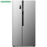 容声(Ronshen) 576升 对开门冰箱 风冷无霜 双变频 大容量 双开门冰箱 抗菌净味 BCD-576WD11HP