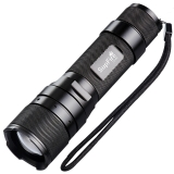 神火(supfire)F3变焦型强光手电筒可充电迷你LED户外灯防身远射
