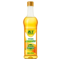 西王 食用油 非转基因玉米胚芽油小包装植物烘焙用油 鲜胚900ml