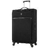 瑞动(SWISSMOBILITY)拉杆箱30英寸差旅大容量行李箱 防泼水静音万向轮旅行箱男女 5560黑色