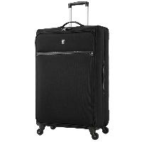 瑞動(SWISSMOBILITY)拉桿箱30英寸差旅大容量行李箱 防潑水靜音萬向輪旅行箱男女 5560黑色