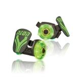 菲乐骑 酷炫风火轮 绿色,street roller