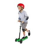 菲乐骑 小孩三轮滑滑车 绿色,5-9岁 GliderXL