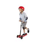 菲乐骑 小孩三轮滑滑车 红色,5-9岁 GliderXL