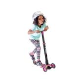 菲乐骑 儿童三轮滑板车可折叠 粉色,3-9岁glider 4.0