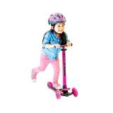 菲乐骑 儿童三轮滑板车 粉色,3-8岁 glider 2.0