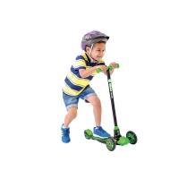 菲乐骑 儿童三轮滑板车 绿色,3-5岁 glider 1.0