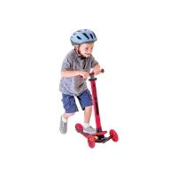 菲乐骑 儿童三轮滑板车 红色,3-8岁 glider 2.0