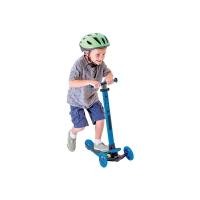 菲乐骑 儿童三轮滑板车 蓝色,3-8岁 glider 2.0