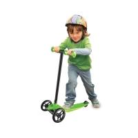 菲乐骑 三轮踏板车 绿色,3-5岁 Glider air