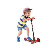菲乐骑 儿童三轮滑板车 红色,3-5岁 glider 1.0