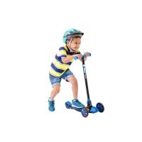 菲乐骑 儿童三轮滑板车 蓝色,3-5岁 glider 1.0