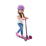 菲乐骑 儿童三轮滑板车 粉色,3-5岁 glider 1.0