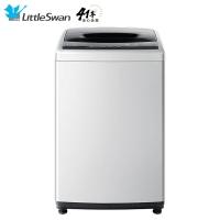 小天鹅(LittleSwan)8公斤 波轮洗衣机全自动 健康免清洗 一键脱水 品质电机 TB80V20