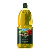 中粮 安达露西 纯正食用橄榄油1.8L 西班牙进口 母婴幼儿适用 团购福利礼品