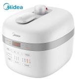 美的(Midea)電壓力鍋智能壓力烹飪機 精控火候滑動開蓋 MY-YL50Easy505