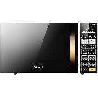 格兰仕家用23升平板加热微电脑操控智能光波炉微波炉烤箱一体机 湿度感应G80F23CN3LN-Q6(P0)