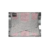 低压纳米热敷护腰单面护腰热敷(粉色)