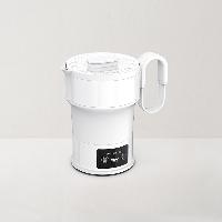 网易智造折叠电水壶白色