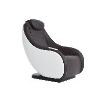 多功能私享按摩椅白色+咖啡色