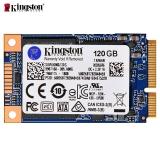 金士顿(Kingston) 120GB SSD固态硬盘 mSATA接口 UV500系列