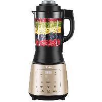美的(Midea)京品家電破壁機家用多功能榨汁機果汁機輔食機絞肉餡機3.6萬轉可預約破壁料理機MJ-PB80Easy215