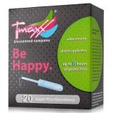 Tmaxx 导管式卫生棉条 无香型(超大型)20支装(德国进口)