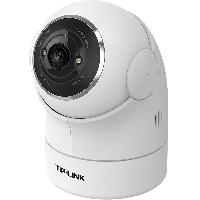 TP-LINK 云臺無線監控攝像頭 400萬高清360度全景wifi遠程家用智能網絡攝像頭 H.265全彩夜視 TL-IPC44EW-4