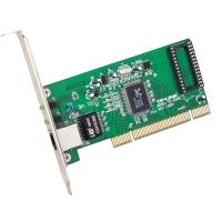 TP-LINK TG-3269C 千兆有线PCI网卡 内置有线网卡 千兆网口扩展 台式电脑自适应以太网卡(单片装)