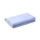 抑菌爽滑可水洗,40支天丝蚕丝夏被升级款浅海蓝*200*230cm