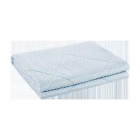更清凉更干爽,黑科技持久冷感夏被 升级款冰点蓝 经典款*150*200cm