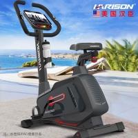 美国汉臣HARISON 动感单车家用智能电磁控健身车 静音室内自行车 健身器材 Discover B11
