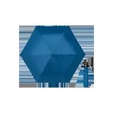 雙重防曬UPF50+ 奧地利輕盈全自動防曬傘深海藍