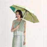 太阳伞遮阳伞蕉下晓风清禾三折小黑伞清禾防晒