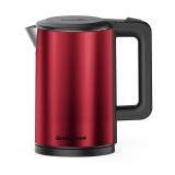 格来德电热水壶,D2018 红色1.8L