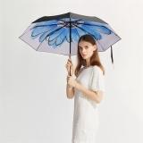 太阳伞遮阳伞蕉下卡洛琳于佩尔小黑伞于佩尔防晒
