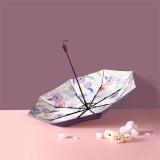 太阳伞遮阳伞蕉下卡洛琳都兰小黑伞都兰防晒