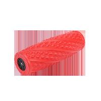 电动肌肉按摩滚红色