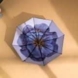 蕉下,奥斯町系列三折伞,夏洛蒂,防晒