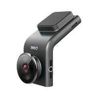 360行车记录仪 G300 迷你隐藏 高清夜视 无线测速电子狗一体