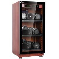 锐玛(EIRMAI)MRD-55W 单反相机干燥箱镜头防潮箱电子防潮柜 办公家用邮票 干燥柜 升级木纹系列