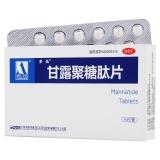 甘露聚糖肽片(多抗),5mgx24片x2板